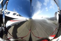 King Air Spinner Propellor